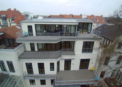 Umbau / Aufstockung Mehrfamilienhaus Kohlhökerstraße 62 in Bremen