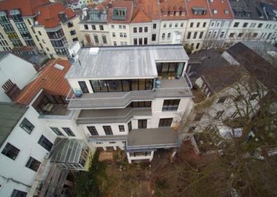 Umbau / Aufstockung Mehrfamilienhaus