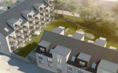 Hastedter Tore, Neubau von 43 Eigentumswohnungen Feuerkuhle in Bremen
