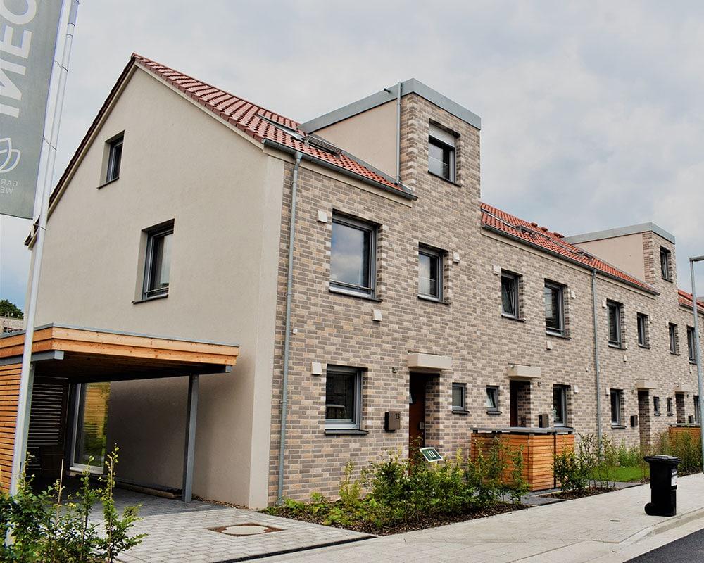 Gartenstadt Werdersee - Neubau von Mehrfamilienhäusern Baufeld 1
