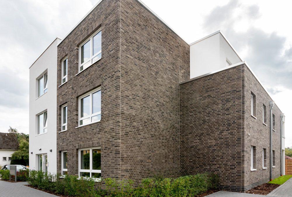Neubau einer Stadtvilla mit 8 Wohneinheiten